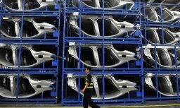 VW ražošanas apjomu galvenajā rūpnīcā Volfsburgā palielinās līdz vienam miljonam auto