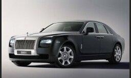 Publicēti sērijveida 'Rolls-Royce Ghost' tehniskie dati