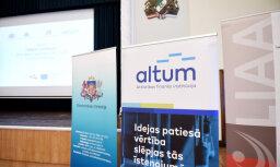 Attīstības finanšu institūcija 'Altum' pērn nopelnīja četrus miljonus eiro