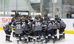 'Rīgas' hokejisti turpina zaudējumu sēriju MHL čempionātā