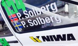 Peters Solbergs vienā ekipāžā ar sievu startēs Zviedrijas WRC rallijā