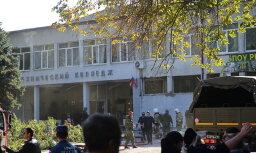 Крым: учащийся колледжа Керчи убил 19 человек и покончил с собой