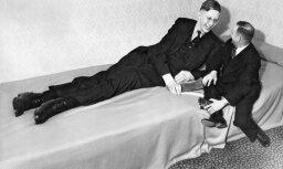 Slava un agra nāve: kā dzīvoja pats garākais cilvēks pasaulē