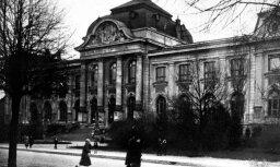Arhīva foto: Kā izskatījās Latvijas muzeji 20. gadsimta pirmajā pusē