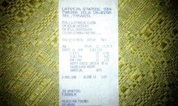Degvielas cena 2001.gadā