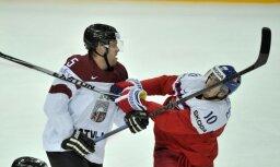 Sprukts pēc zaudējuma asi norāda uz nesakārtotību Latvijas hokejā