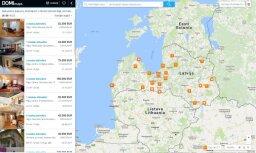 Pārdod vai izīrē dzīvokli Rīgā, Jūrmalā, Latvijā - kur un par kādu cenu