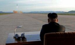 Kodolkarš var sākties jebkurā mirklī, brīdina Ziemeļkoreja