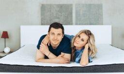 Kā izvēlēties sev piemērotāko matraci?