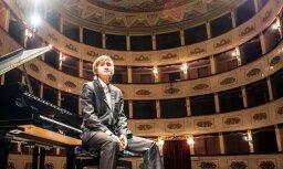 Liepājā uzstāsies Čaikovska konkursa laureāts Dmitrijs Masļejevs