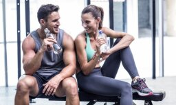 Командный дух  5 способов стать здоровее вместе с супругом ff475c241f767