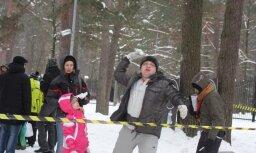 Mežaparkā norisinājās otrais Latvijas Pikošanās čempionāts