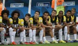 ФОТО, ВИДЕО: как Бразилия бесславно завершила домашний чемпионат