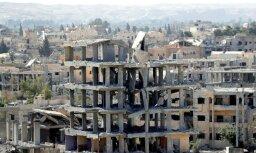 """Сирия: курды полностью освободили от террористов """"столицу ИГ"""" город Ракку"""