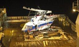 Источник назвал причину крушения вертолета Ми-8 на Шпицбергене