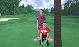 'Arsenālā' būs skatāma izstāde 'Mīlas viesulis Golfa klubā'