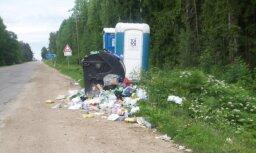 Kādi brīnumi sagaida iebraucējus Grebņevas robežkontroles punktā?