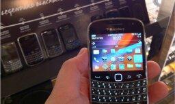 Mobilā nedēļa: megaprieki, neviens negrib 'Blackberry' un par to, cik labi ir Igaunijā