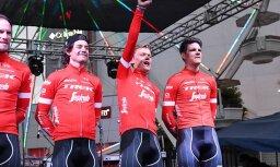 Skujiņam 27. vieta prestižākā Ziemeļamerikas daudzdienu velobrauciena 'Tour of California' otrajā posmā