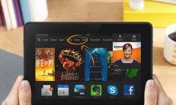 'Amazon' atjauno 'Kindle' planšetdatorus