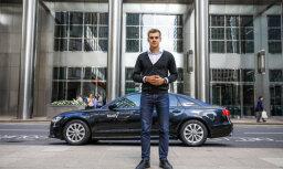 'Taxify' uzsāk kopbraukšanas pakalpojumu sniegšanu Londonā