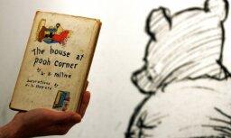 Карта к книге про Винни-Пуха ушла с молотка за рекордные $570 тысяч