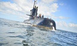 Россия присоединилась к поискам пропавшей аргентинской подлодки