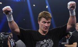 Krievu boksa smagsvaram Povetkinam atcelta diskvalifikācija uz nenoteiktu laiku