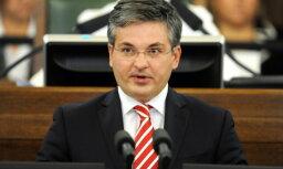Saeima noraida 'Vienotības' iesniegtos grozījumus Mikrouzņēmumu nodokļa likumā
