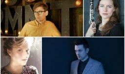 Liepājas koncertzālē būs islandiešu mūzikai veltīta nedēļas nogale