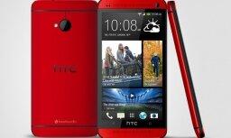 'HTC One' būs pieejams arī sarkanā krāsā