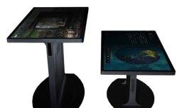 Skārienjutīgs 'galdiņš' - tehnoloģisks interjera papildinājums