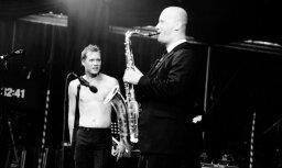 Noskaties! Ralfs Eilands un Latvijas Radio bigbends gatavojas koncertam 'Cits Pauls'