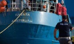 Sarūk Itālijā ieceļojušo imigrantu skaits; Vācijas tiesas pārslogotas