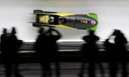 Jamaikas bobslejistes iegūst papildus atbalstu cīņai par startēšanu Phjončhanā