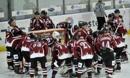 'Rīgas' hokejisti MHL čempionātā pārtrauc 13 zaudējumu sēriju