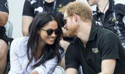 Briti netiek gudri, vai princis Harijs jau bildinājis mīļoto