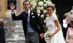 ФОТО, ВИДЕО: Свадьба Пиппы Миддлтон стала сенсацией