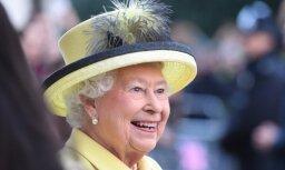 Tramps jūlijā tiksies ar Lielbritānijas karalieni Elizabeti II