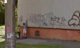 Neparastie 'Google Street View' attēli Latvijā – otrā diena