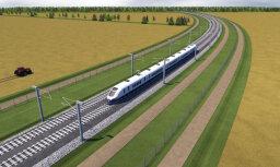 Krāpšanā apsūdzēto nolīgst par galveno finansistu 'Rail Baltica' projektā, ziņo 'de facto'