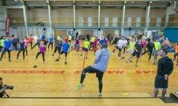Ar atklāto treniņu izziņos Eiropas Sporta nedēļu Latvijā 'Esi kustīgs. Esi vesels.'