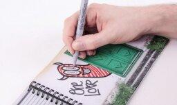 Izdota praktiska grāmata grafiti un ielu mākslas mīļotājiem