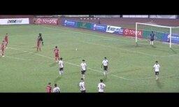 ВИДЕО: Вратарь и команда в знак протеста пропустили три гола
