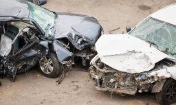 Ceļu satiksmes negadījumus lielākoties veicina ierobežota redzamība un ierobežota saķere ar ceļu
