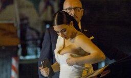 Kardašjanai operas pirmizrādē gadās ļoti apkaunojošs misēklis