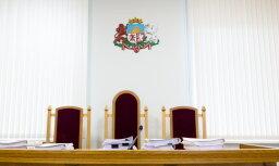 Volejbola tiesāšanās: Tiesas spriedumu par LVF prezidenta vēlēšanu leģitimitāti sola oktobra beigās