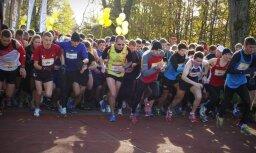 Fotoreportāža: Noslēdzies 'Siguldas pusmaratons 2012'