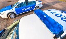 Эстония: полиция ищет свидетелей трагического ДТП с участием латвийского дальнобойщика