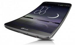'LG' prezentē viedtālruni ar vertikāli ieliektu ekrānu
